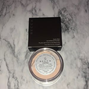 Becca Hydra-Mist Setting Powder